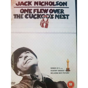 One Flew Over The Cuckoos Nest DVD (PREOWNED) (18)
