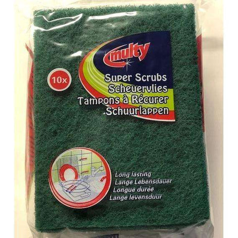 Scouring Pads (10 Pack)