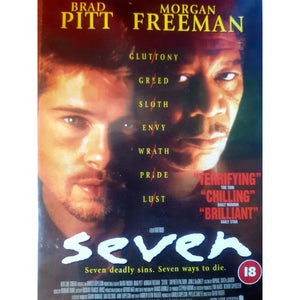 Seven DVD (PREOWNED) (18)