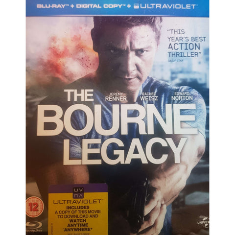 The Bourne Legacy BLU RAY (PREOWNED) (12)
