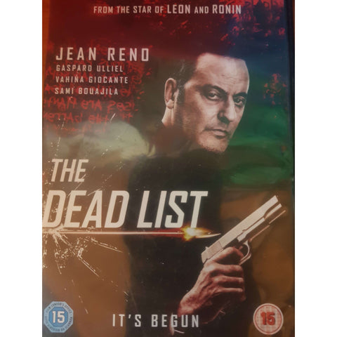 The Dead List DVD (English Subtitles) (PREOWNED) (15)