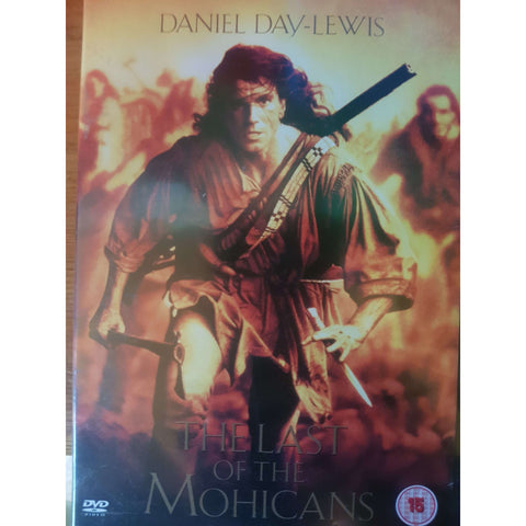 The Last Of The Mohicans DVD (PREOWNED) (15)