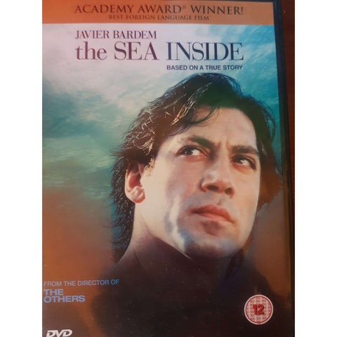 The Sea Inside DVD (PREOWNED) (12)