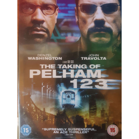 The Taking Of Pelham 123 DVD (PREOWNED) (15)