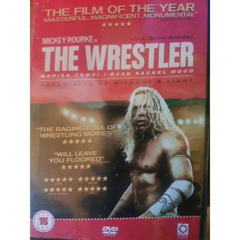 The Wrestler DVD (PREOWNED) (15)
