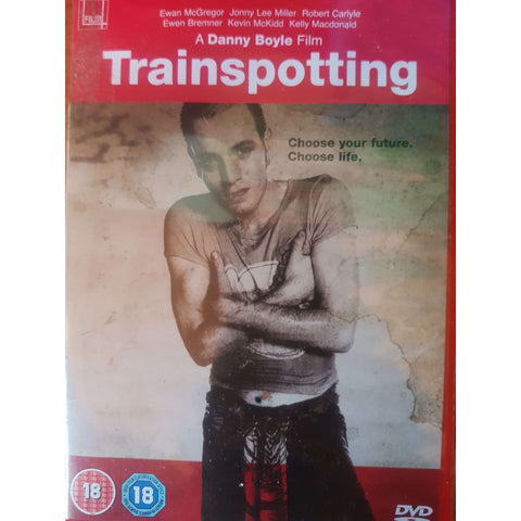 Trainspotting DVD (PREOWNED) (18)