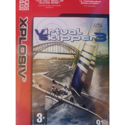 Virtual Skipper 3 (PC) (PREOWNED) (3+)