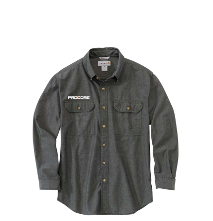Mens Carhartt Work Shirt