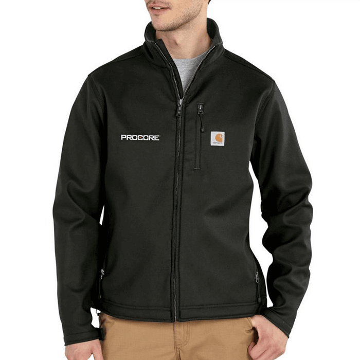Carhartt Quick Duck Pineville Soft Shell Jacket