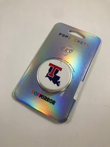 LA Tech Popsocket with Mirror