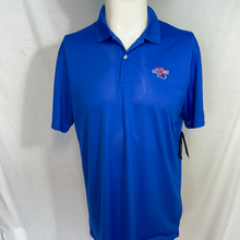 Men's Royal Victory Solid Polo