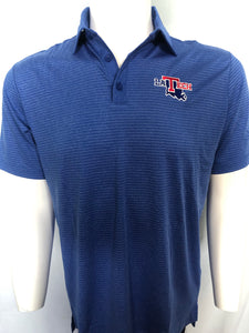 LA Tech Men's LA Tech Omni-Wick Heathered Polo