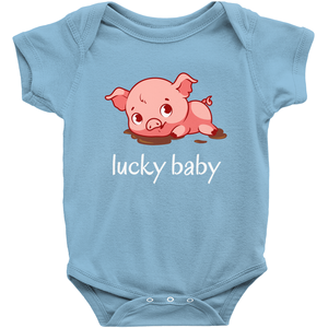 2019 Year Of The Pig Baby Onesie