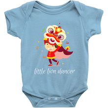 Little Lion Dancer Baby Onesie