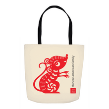 2020 Year of the Rat Tote Bag