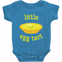 Little Egg Tart Baby Onesie By Lillian Lee