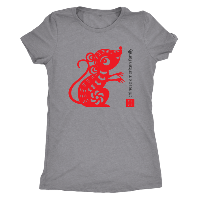2020 Year Of The Rat Women's T-Shirt