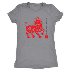 2021 Year Of The Ox Women's T-Shirt
