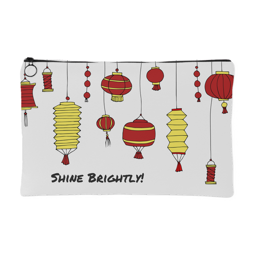 Shine Brightly! Pencil Pouch