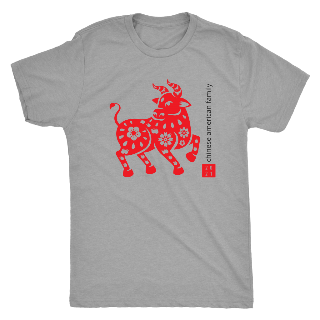 2021 Year Of The Ox Men's T-Shirt