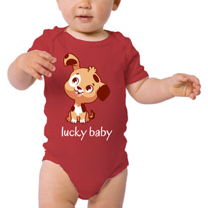 2018 Year Of The Dog Baby Onesie