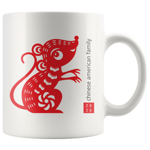 2020 Year of the Rat Mug (11 oz.)