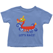 Dragon Boat Toddler T-Shirt
