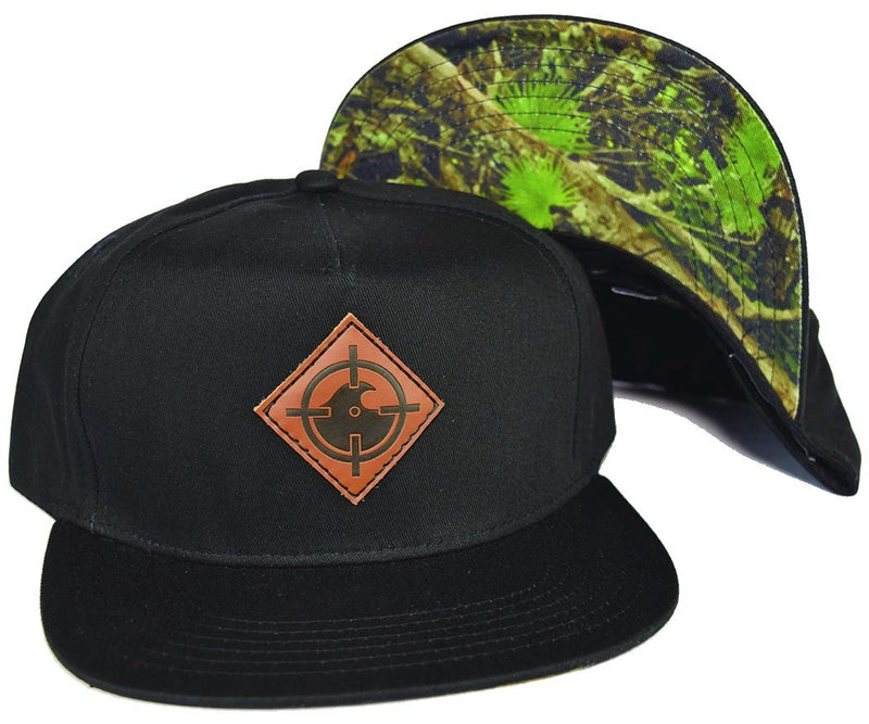 FL Cracker Snapback - Black