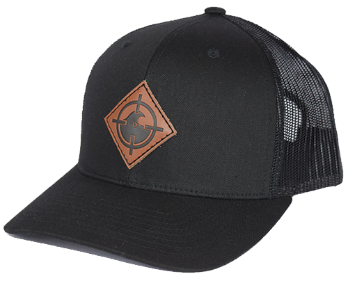 River Rat Snapback - Black