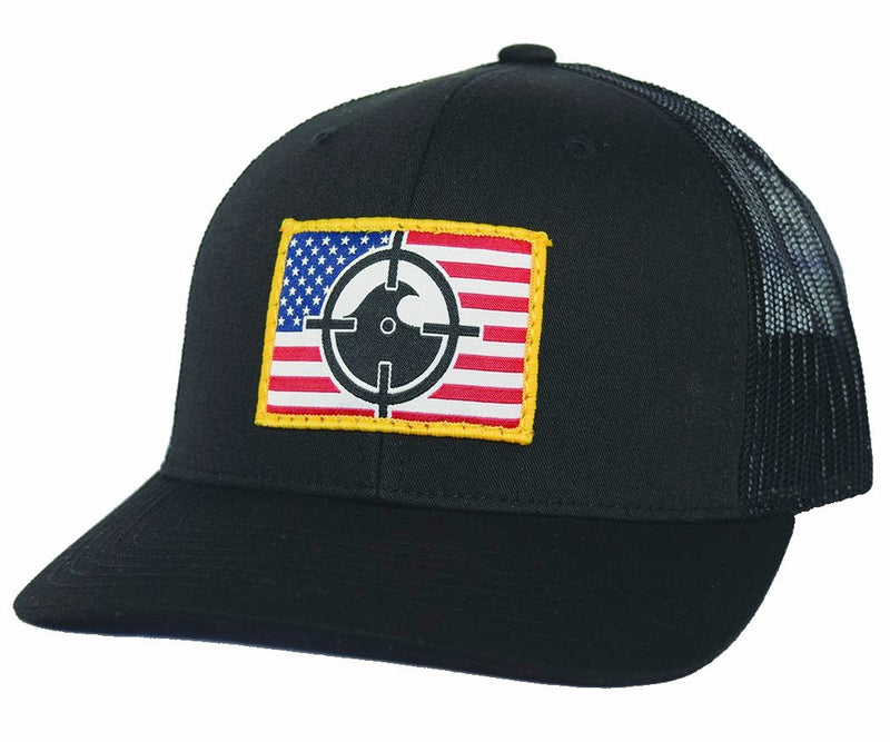 Captain Snapback - Navy / Gold