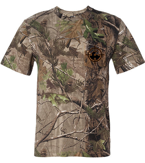 Realtree Pocket SS - Camo