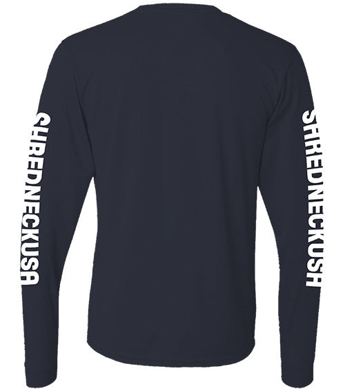 Washington Performance LS - Navy