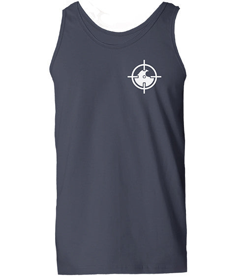 Men's Wilbur Tank - Navy
