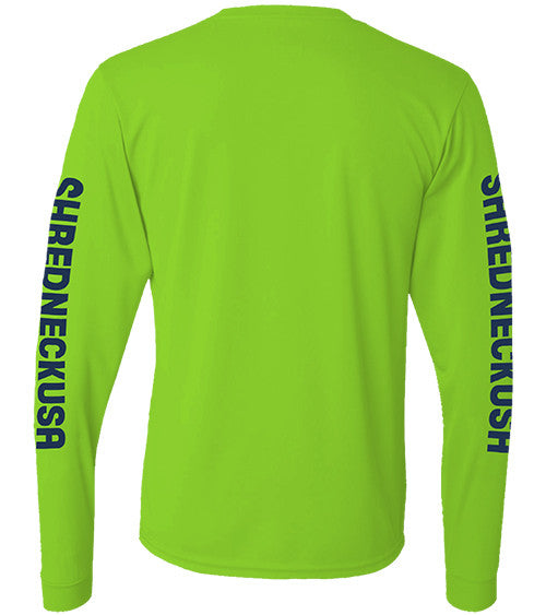 Jefferson Performance LS - Neon Gr.