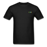 """United We Stand"" Ultra Cotton Men's T-Shirt (Front & Back) - black"