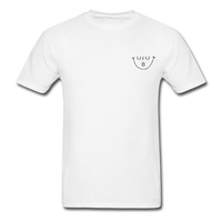 """URUBU""™ Ultra Cotton Men's T-Shirt (Front & Back) - white"