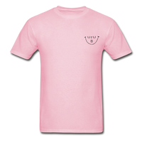 """URUBU""™ Ultra Cotton Men's T-Shirt (Front & Back) - light pink"