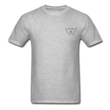 """URUBU""™ Ultra Cotton Men's T-Shirt (Front & Back) - heather gray"