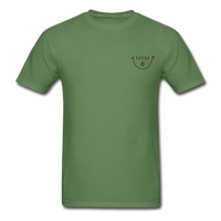 """URUBU""™ Ultra Cotton Men's T-Shirt (Front & Back) - military green"