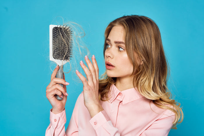 This is Why Your Hair is Shedding