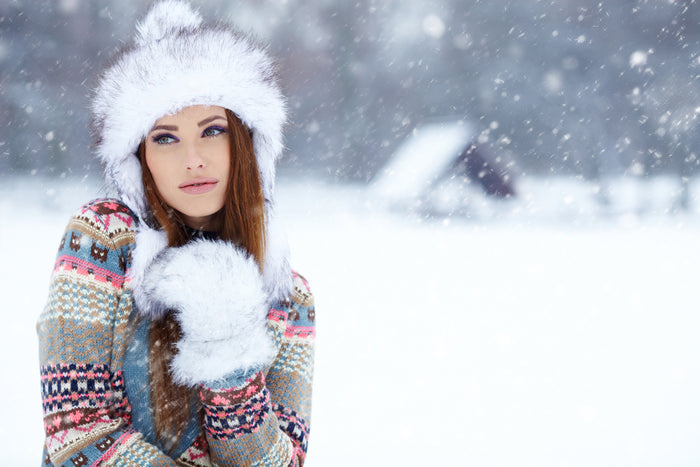 How to Winter-Proof Your Hair