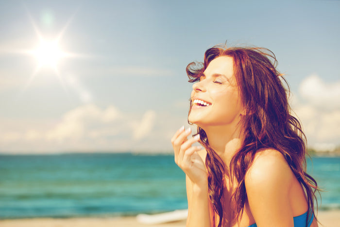 Get The Benefits of the Sun's Rays... Without the UV Damage