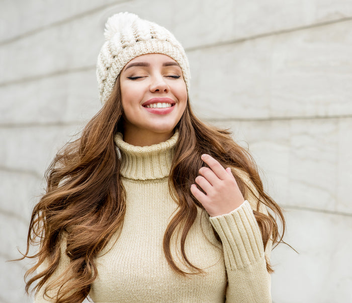 How To Switch Up Your Hair Routine in Winter