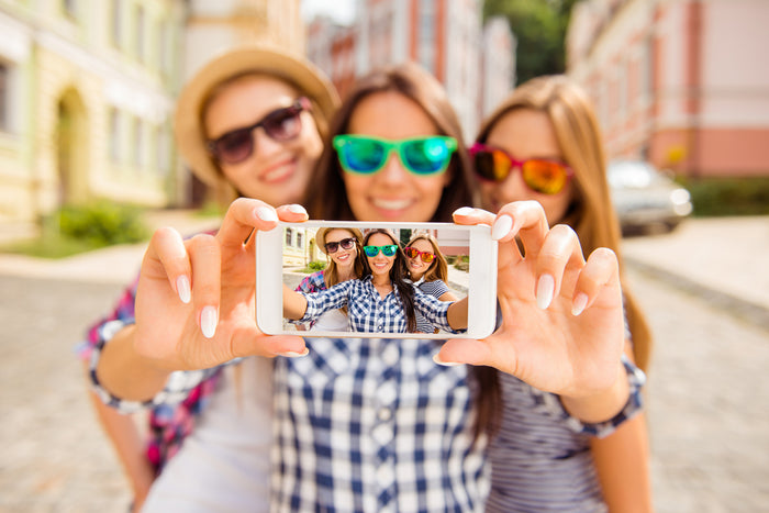 Step Up Your Instagram Game With These Selfie Tips