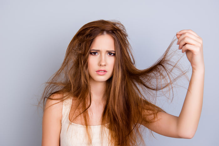 The Big Mistake That's Ruining Your Hair