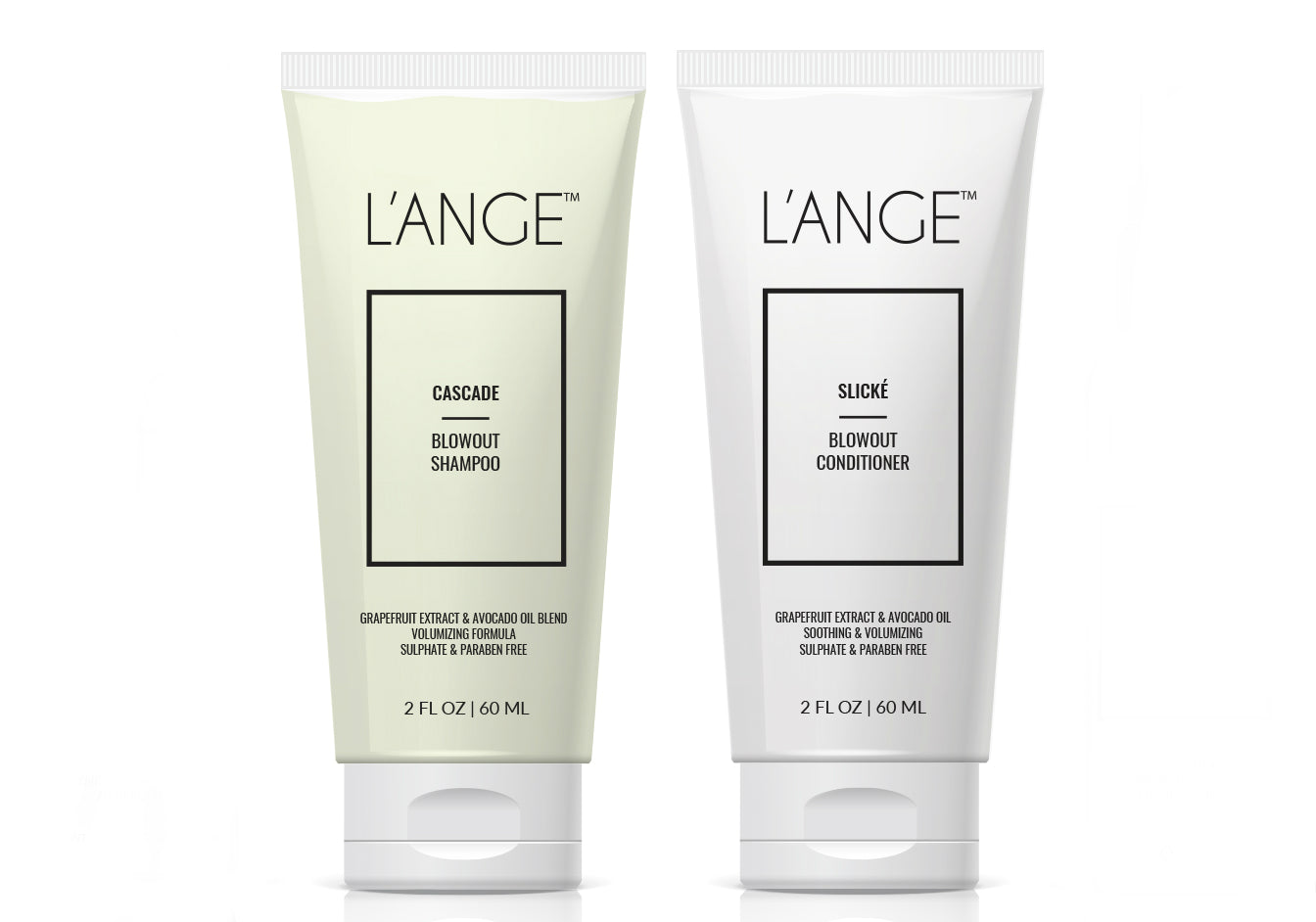 L'ange Blowout Shampoo & Conditioner