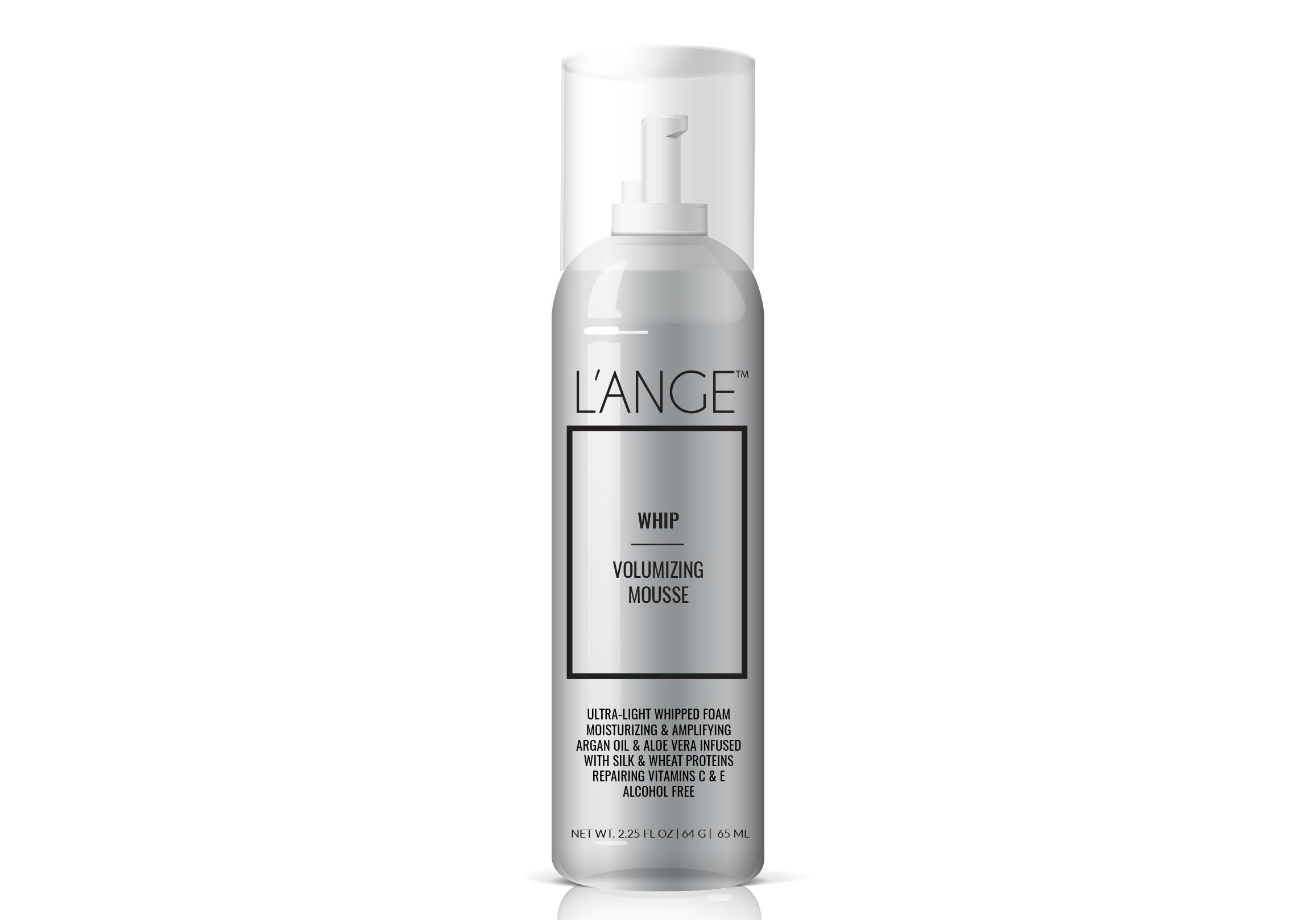 L'ange Travel Size Whip Mousse