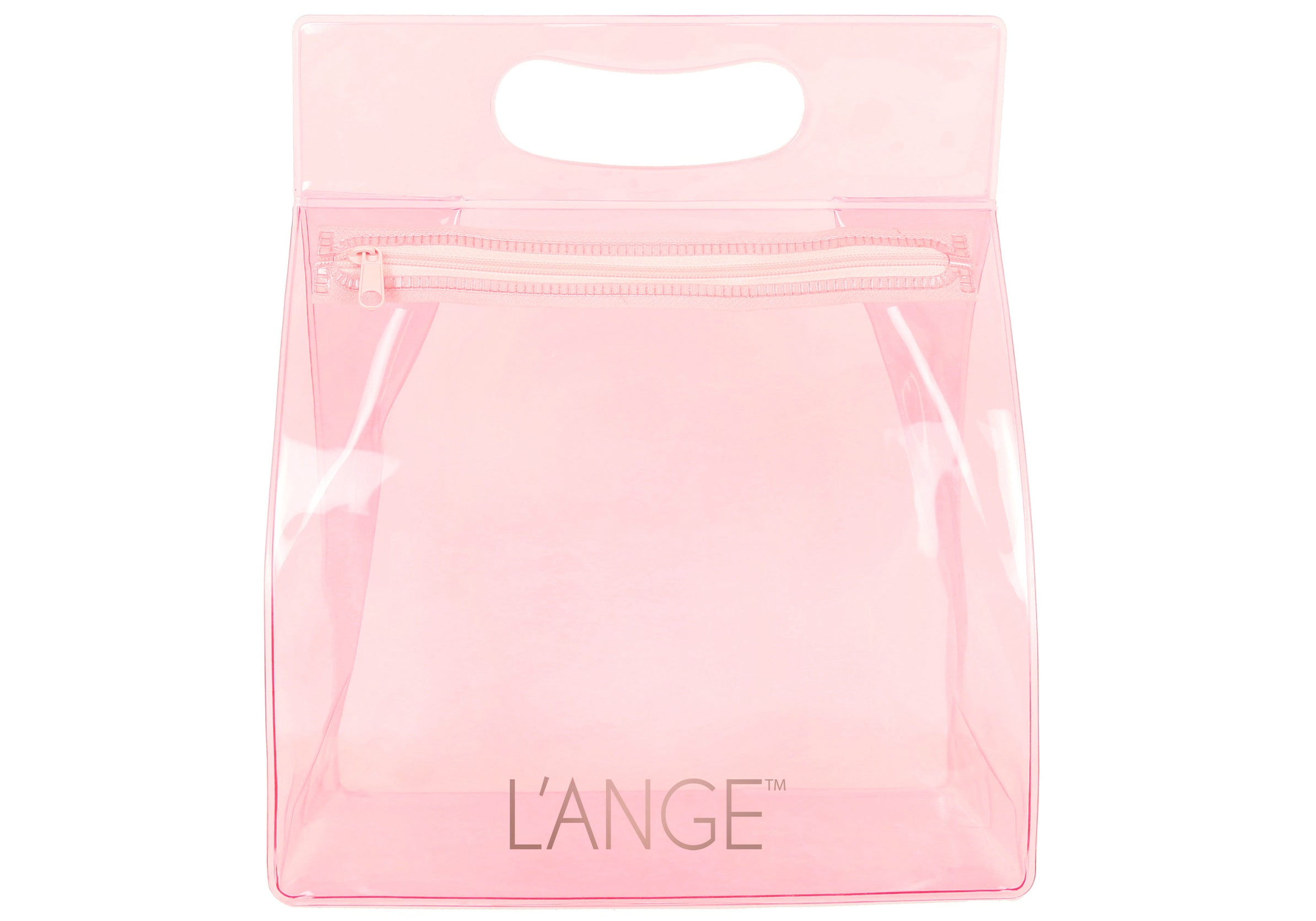 L'ange Clear Travel Bag