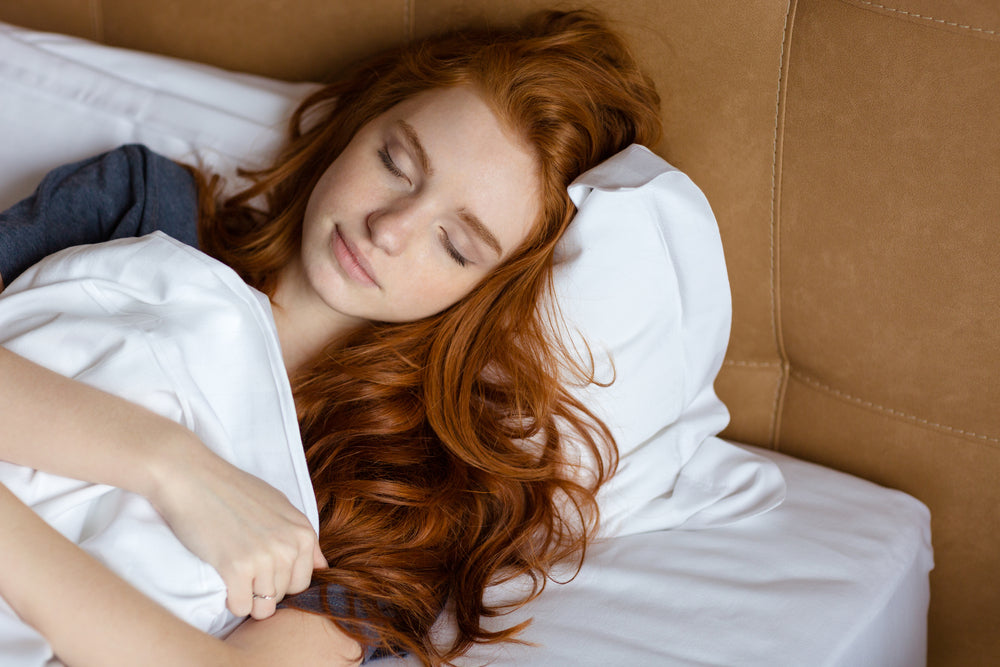 4 Tips For Keeping Your Curls While You Sleep L Ange Hair