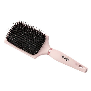 Blush Siena Paddle Brush w/Boar